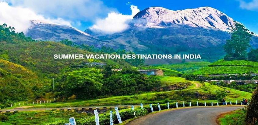 Experience The Heavenly Bliss, Far From The Scorching Summers