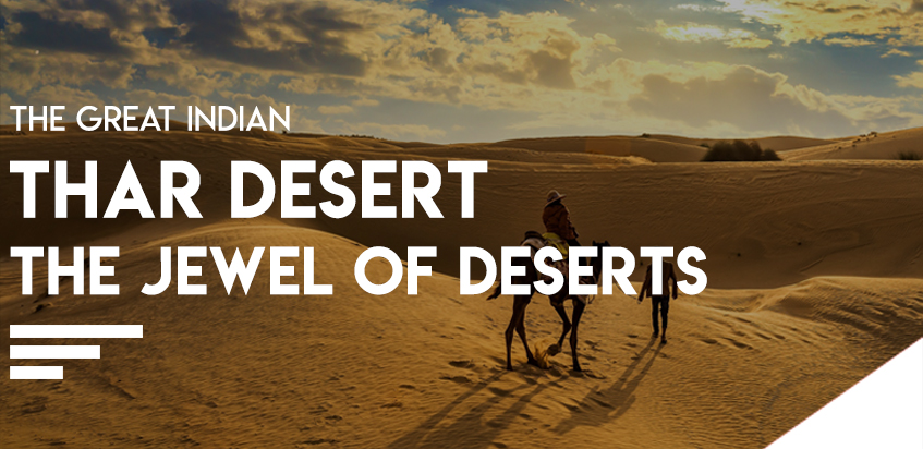 The Great Indian Thar Desert - The Jewel Of Deserts