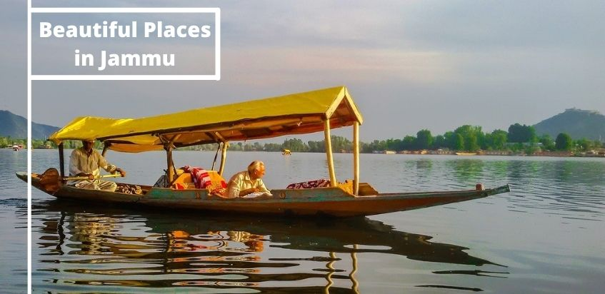 7 Beautiful Places to visit in Jammu
