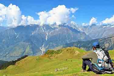 Trans Himalayas