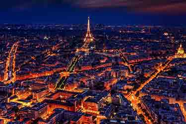 Paris Profound trip